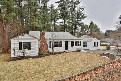 Lynnfield Single Family Home Under Agreement: 1014 Main Street