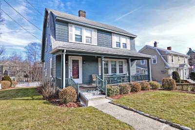 Medford Single Family Home New: 67 Suffolk Street