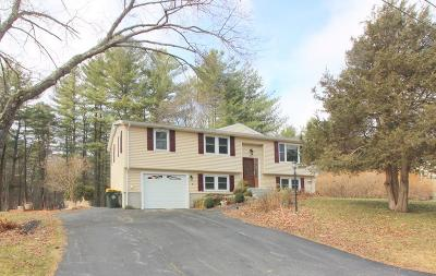 Bellingham MA Single Family Home For Sale: $402,500