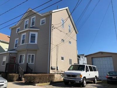 Fall River Multi Family Home For Sale: 178 Mott Street