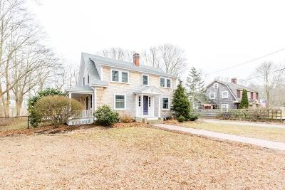 Bourne Single Family Home For Sale: 16 Pleasant St