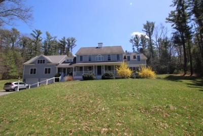 Duxbury Single Family Home For Sale: 699 Lincoln Street