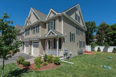 stoneham Condo/Townhouse Under Agreement: 42 Pleasant Street #18