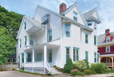 Brookline MA Single Family Home New: $1,575,000