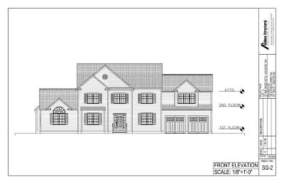 Malden, Medford, Melrose Single Family Home Under Agreement: Lot 3 Stone Ridge Heights