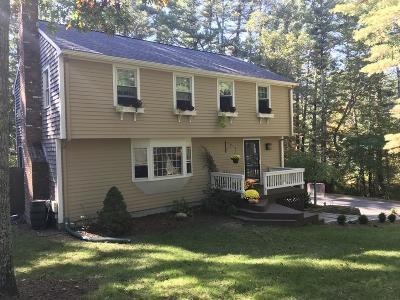 Duxbury Single Family Home For Sale: 62 Duxborough Trail