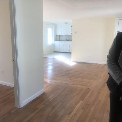 Woburn Rental For Rent: 57 Prospect Street #2