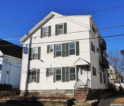 Lowell Multi Family Home For Sale: 17 S Whipple St