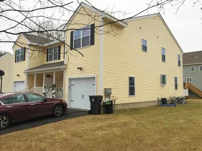 Haverhill MA Condo/Townhouse New: $342,000