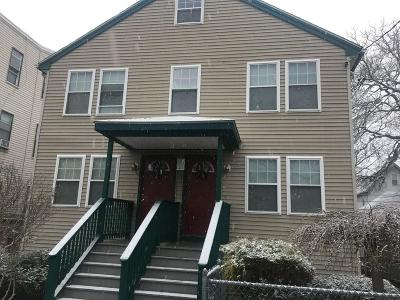 MA-Suffolk County Multi Family Home For Sale: 89-91 Spencer