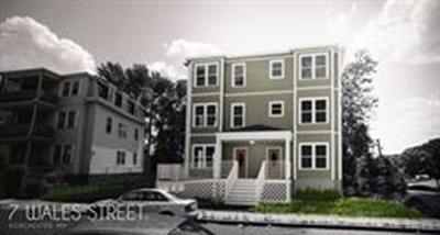 Boston Condo/Townhouse New: 7 Wales #3