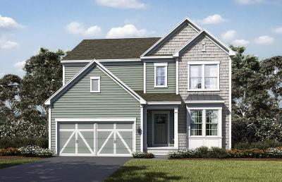 Weymouth Single Family Home Under Agreement: 41 Skyhawk Cir #Lot 13