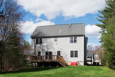 Millis Single Family Home For Sale: 3 Pine House Rd
