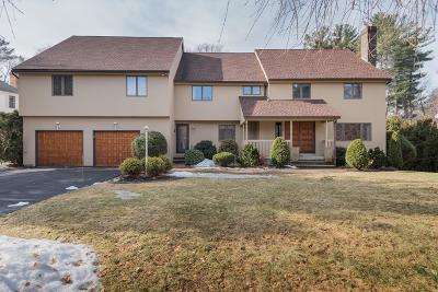 Andover Single Family Home Under Agreement: 8 Spencer Ct
