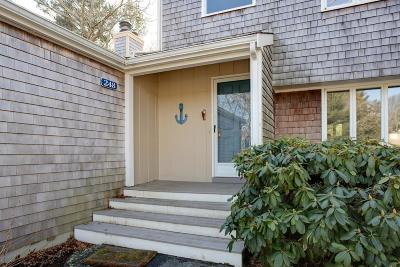 Falmouth Condo/Townhouse For Sale: 248 Seaward Bend #248