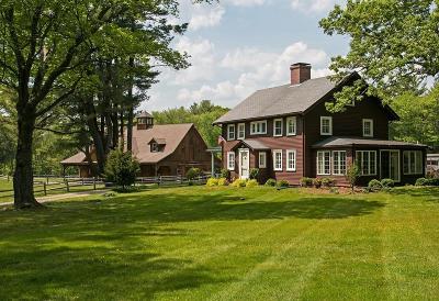 Wenham, Hamilton Single Family Home For Sale: 494 Essex Street