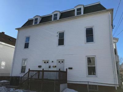Methuen, Lowell, Haverhill Multi Family Home Back On Market: 36-38 North St