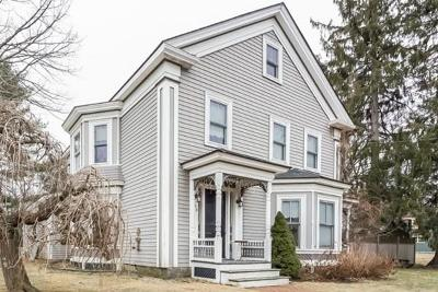 Essex Single Family Home Under Agreement: 58 Martin St