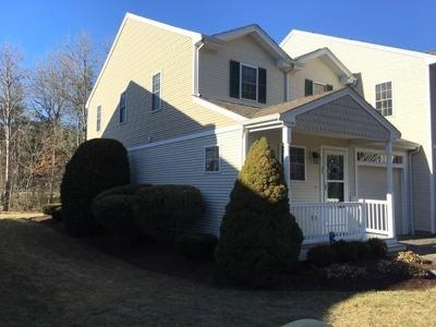 Middleboro Condo/Townhouse Under Agreement: 27 Sycamore Drive #27