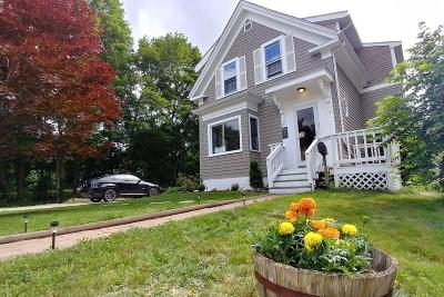 Avon Single Family Home For Sale: 86 Page St