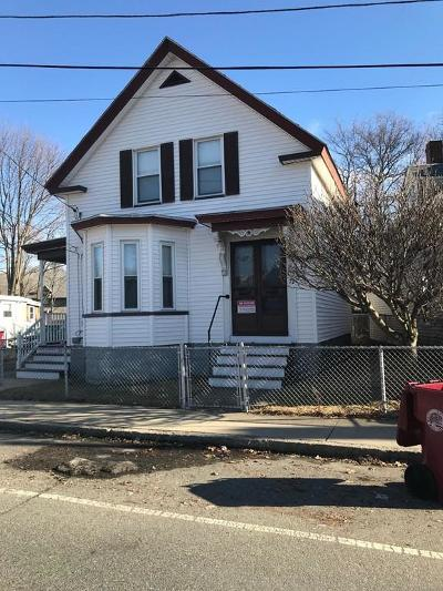 Lowell Single Family Home Under Agreement: 72 West 6th St