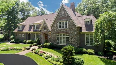 Sudbury MA Single Family Home For Sale: $1,875,000