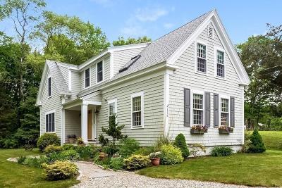 Duxbury Single Family Home Under Agreement: 114 Alden Street