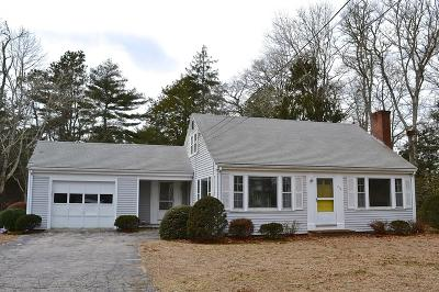 Falmouth Single Family Home For Sale: 394 Carriage Shop Rd