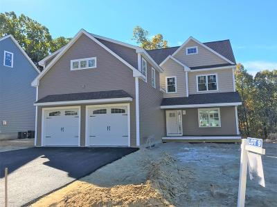 Methuen, Lowell, Haverhill Single Family Home For Sale: Lot 9 Liam's Lane