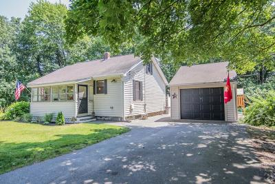 Andover Single Family Home For Sale: 17 Webster