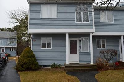 Wareham Condo/Townhouse For Sale: 2743 Cranberry Hwy #16A