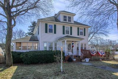 Methuen Single Family Home For Sale: 197 East St