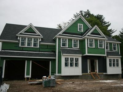 Canton Single Family Home For Sale: Lot A-1 Pleasant St/Beaver Meadow Est