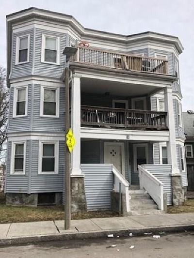 MA-Suffolk County Rental For Rent: 58 Claybourne Street #1