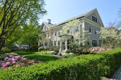 Cambridge MA Single Family Home Under Agreement: $15,000,000