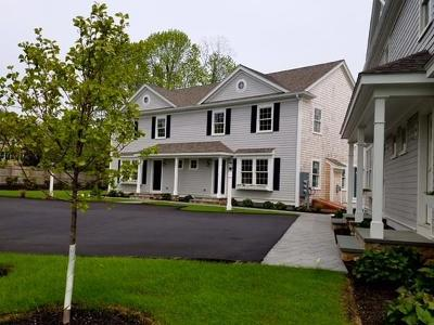 Falmouth Condo/Townhouse For Sale: 4 Central #1