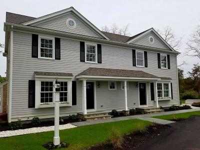 Falmouth Condo/Townhouse For Sale: 4 Central #3