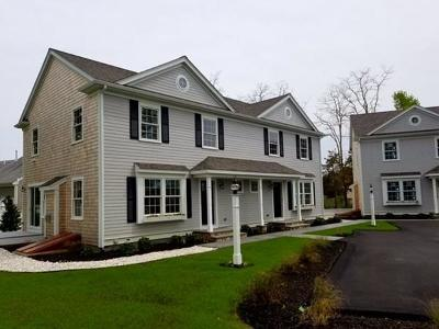 MA-Barnstable County Condo/Townhouse For Sale: 4 Central #4