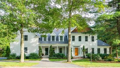Medfield Single Family Home Under Agreement: 15 Donnelly Dr
