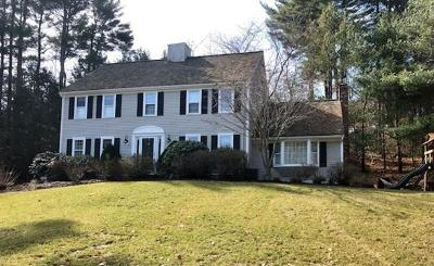 Duxbury Single Family Home For Sale: 6 Orchard Lane