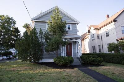 Newton Single Family Home Under Agreement: 249 California St