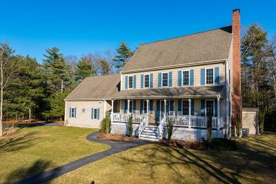 Middleboro Single Family Home Under Agreement: 52 Don's Way