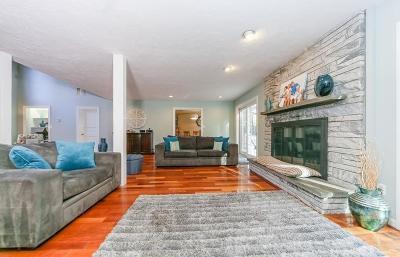 Milton Single Family Home For Sale: 411 Atherton St