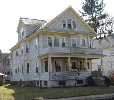 Watertown Multi Family Home Under Agreement: 55 Katherine Rd