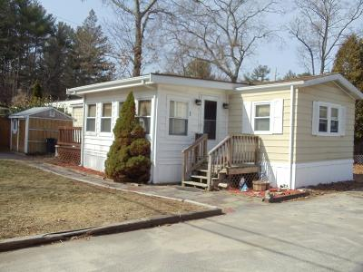 Norwell Mobile/Manufactured For Sale: 214 Washington Street #1