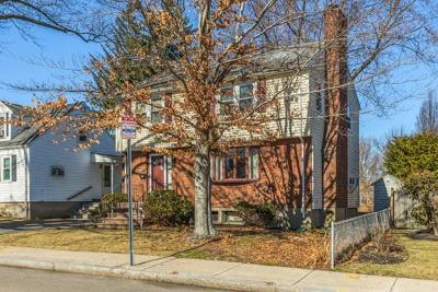 Cambridge MA Single Family Home Contingent: $879,900