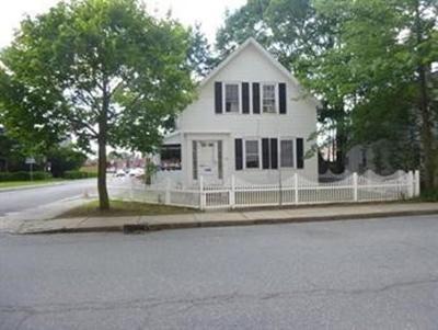 Framingham Single Family Home Contingent: 139 Pearl St