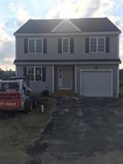 Bridgewater Single Family Home For Sale: Lot 53 Prattown Lane
