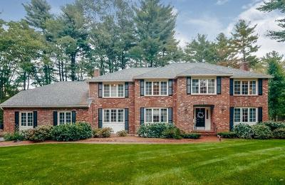 Foxboro Single Family Home For Sale: 31 Valley Forge Way