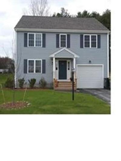 Bridgewater Single Family Home For Sale: Lot 56 Prattown Lane